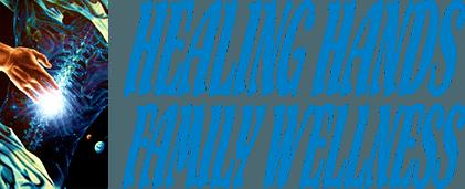 Healing Hands Wellness | Okotoks Chiropractor | Logo