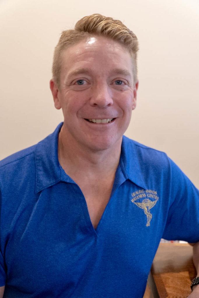 Dr. Donald Hogue DC