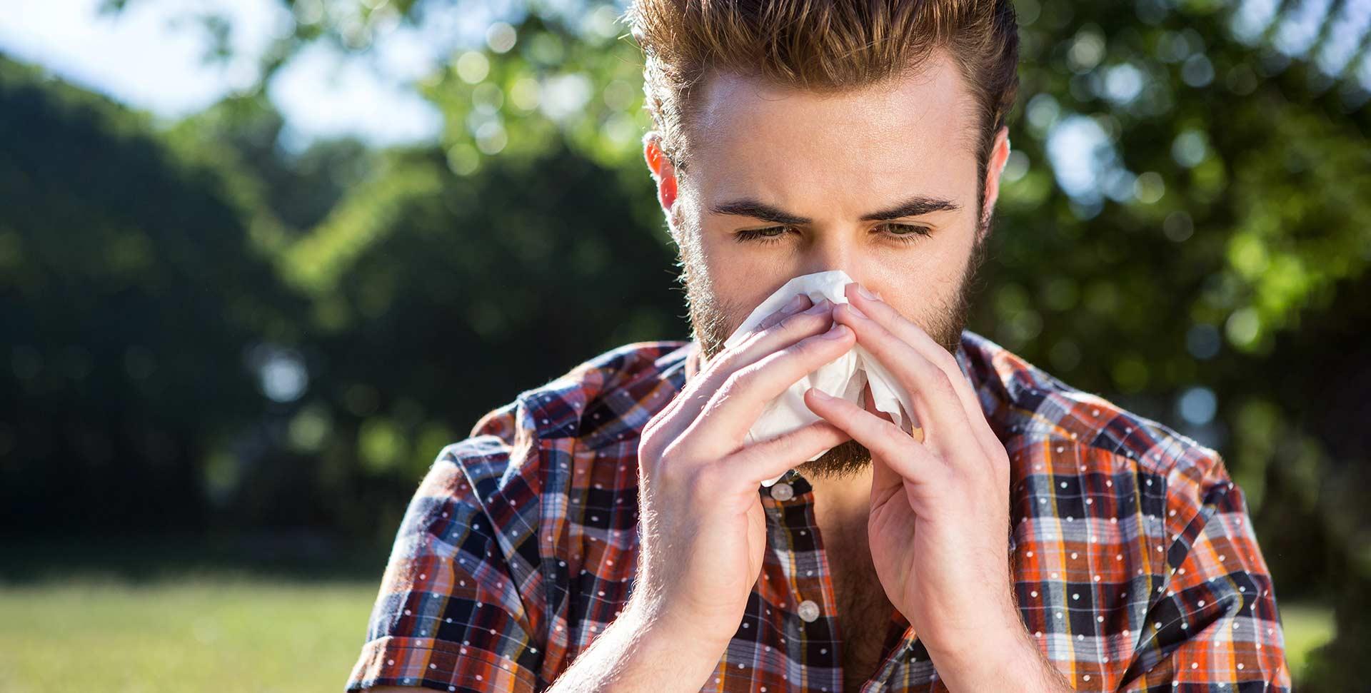 Healing Hands Wellness | Okotoks Allergy Treatments